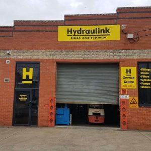 Hydraulink Building Signage #2